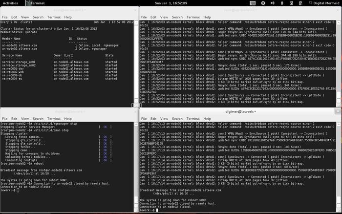 2-Node Red Hat KVM Cluster Tutorial - Archive - AN!Wiki